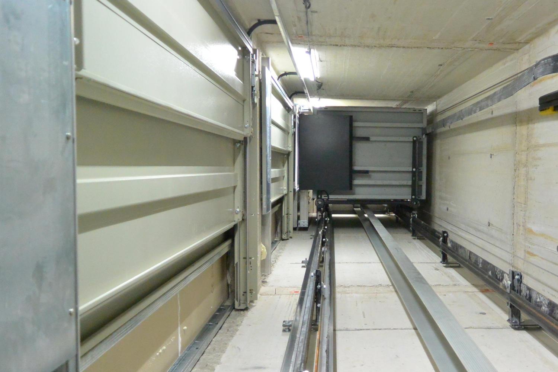 Super Aufzugsschacht: damit müssen Sie rechnen | Steinweg Aufzüge MA39